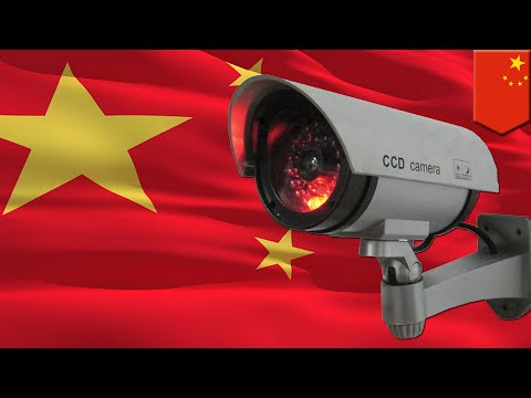 Surveillance state: China building up surveillance network with AI-equipped tech - TomoNews