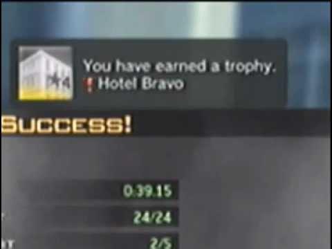 MW2 Trophy Hack Tutorial! [PS3] (100% Spec-Ops - 85.8% Campaign)
