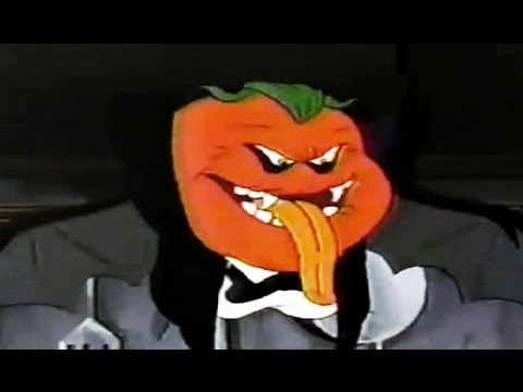 El Ataque de los Tomates Asesinos - 1x10 - Spatula, el Tomanpiro (Español latino)