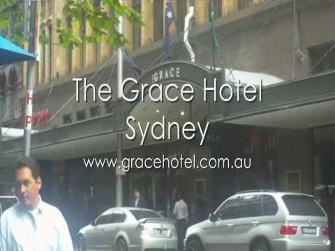 The Grace Hotel, Sydney.