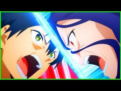 Death Battle! Kirito VS Sun God Powered Integrity Knight! | Sword Art Online Alicization Episode 15