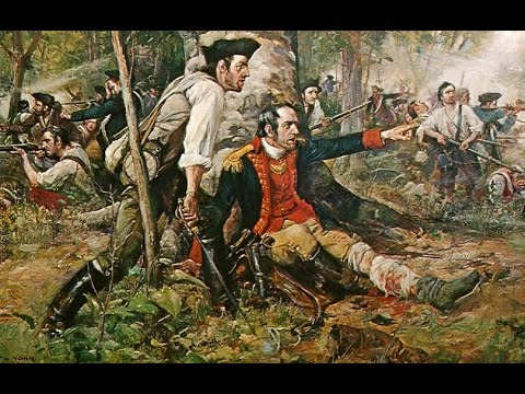The Battle Of Oriskany