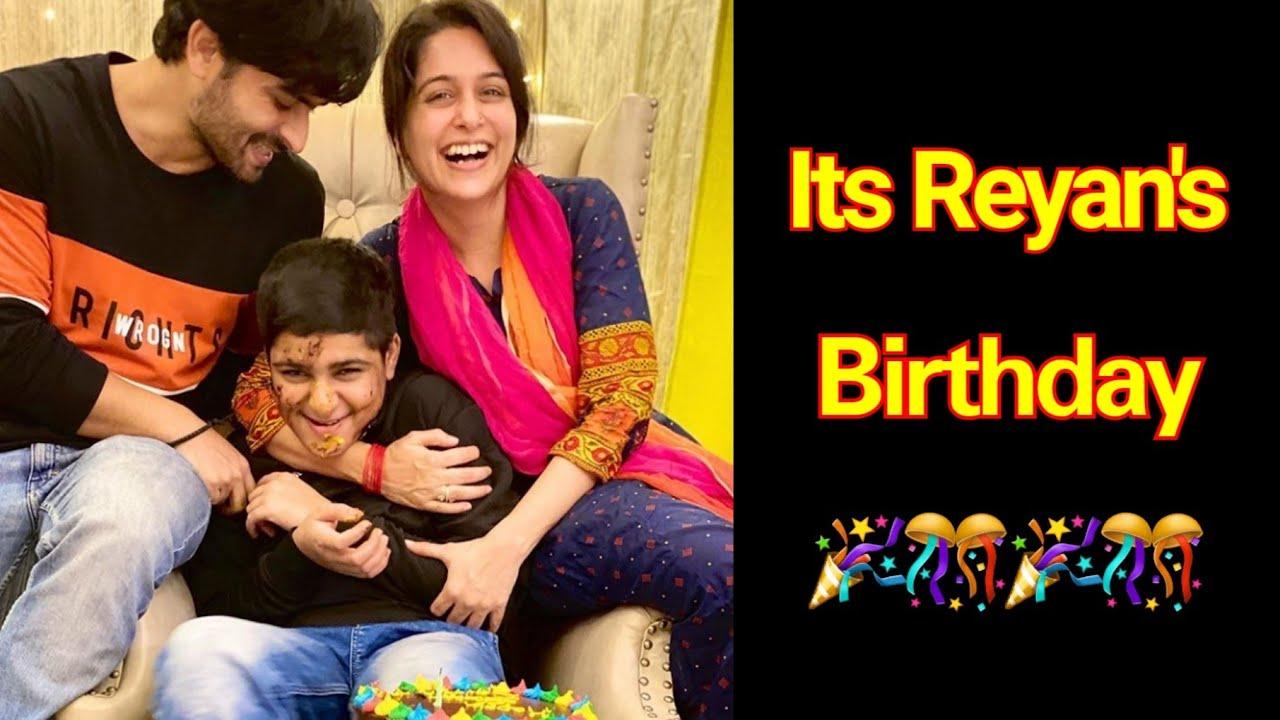 Reyan's birthday at ddipika kakar's home | Dipika ki duniya | Dipika Kakar Ibrahim