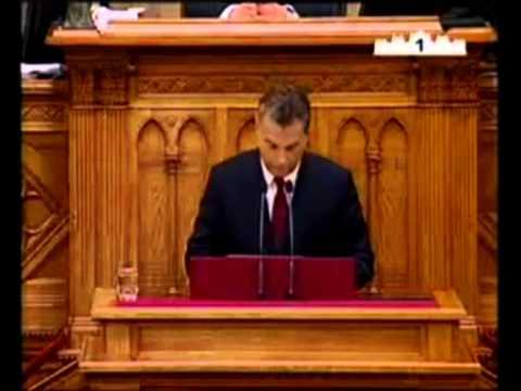 Orbán karaoke beszéde