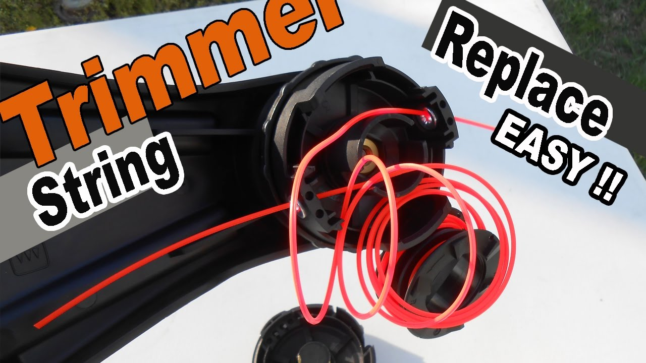 How to replace string trimmer line echo srm 225 speed feed head how to replace string trimmer line echo srm 225 speed feed head greentooth Choice Image