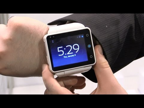 Neptune Pine Is an Android Phone in Watch Form