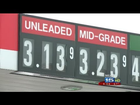 Fort Wayne Gas Prices >> Gas Prices Falling In Fort Wayne