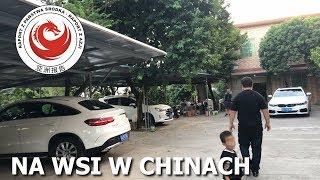 Jakimi autami jeżdżą wieśniacy w Chinach - Chiny #365