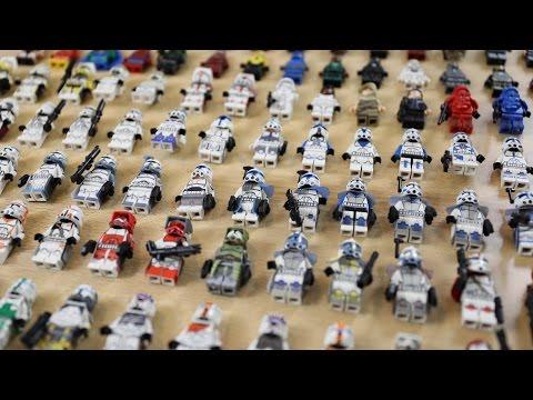 100+ Custom LEGO Figures (Fall 2016 Update)