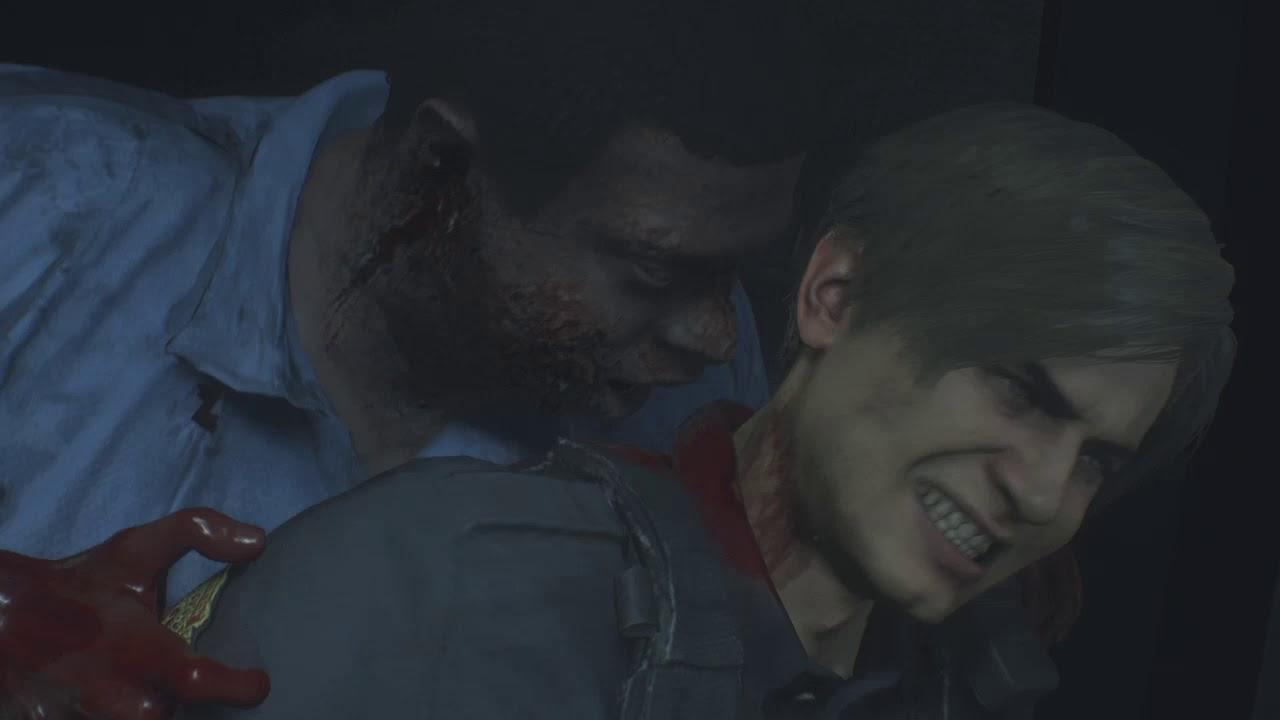 "Не спидран, но фулл. RESIDENT EVIL 2 / BIOHAZARD RE:2 ""1-Shot Demo"