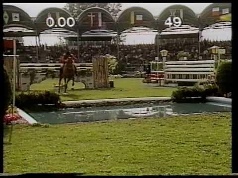 John Whitaker - Hopscotch - Aachen 1986
