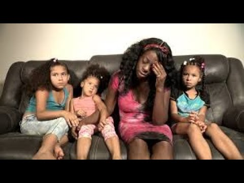 Black Women Being Left Single Mothers with Biracial Kids is A Normal Everyday Thing