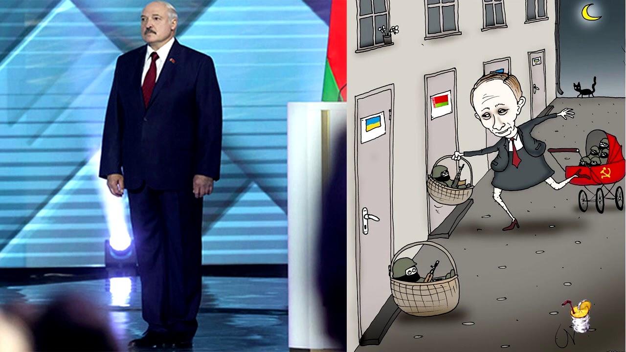 Лукашенко попал в цугцванг