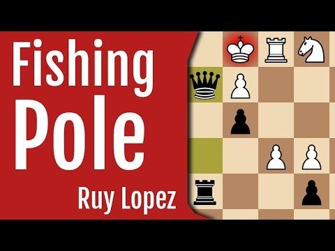 Chess Traps: Fishing Pole | Ruy Lopez Berlin Defense