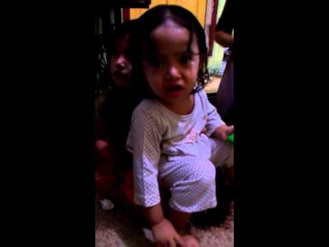 Abelva & Michaeela : Cover Lagu Umam - Sepohon Kayu
