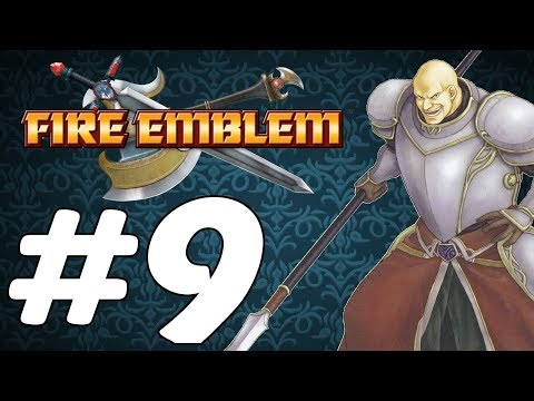 Fire Emblem 7: Blazing Sword - Chapter 9 - A Grim Reunion