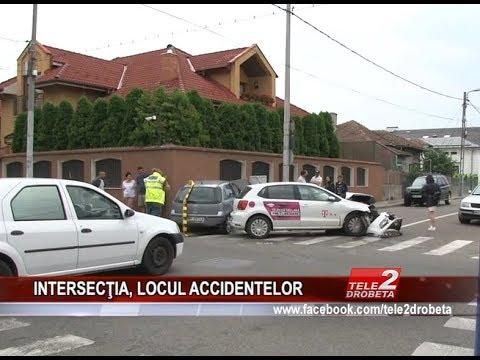 INTERSECtIA, LOCUL ACCIDENTELOR