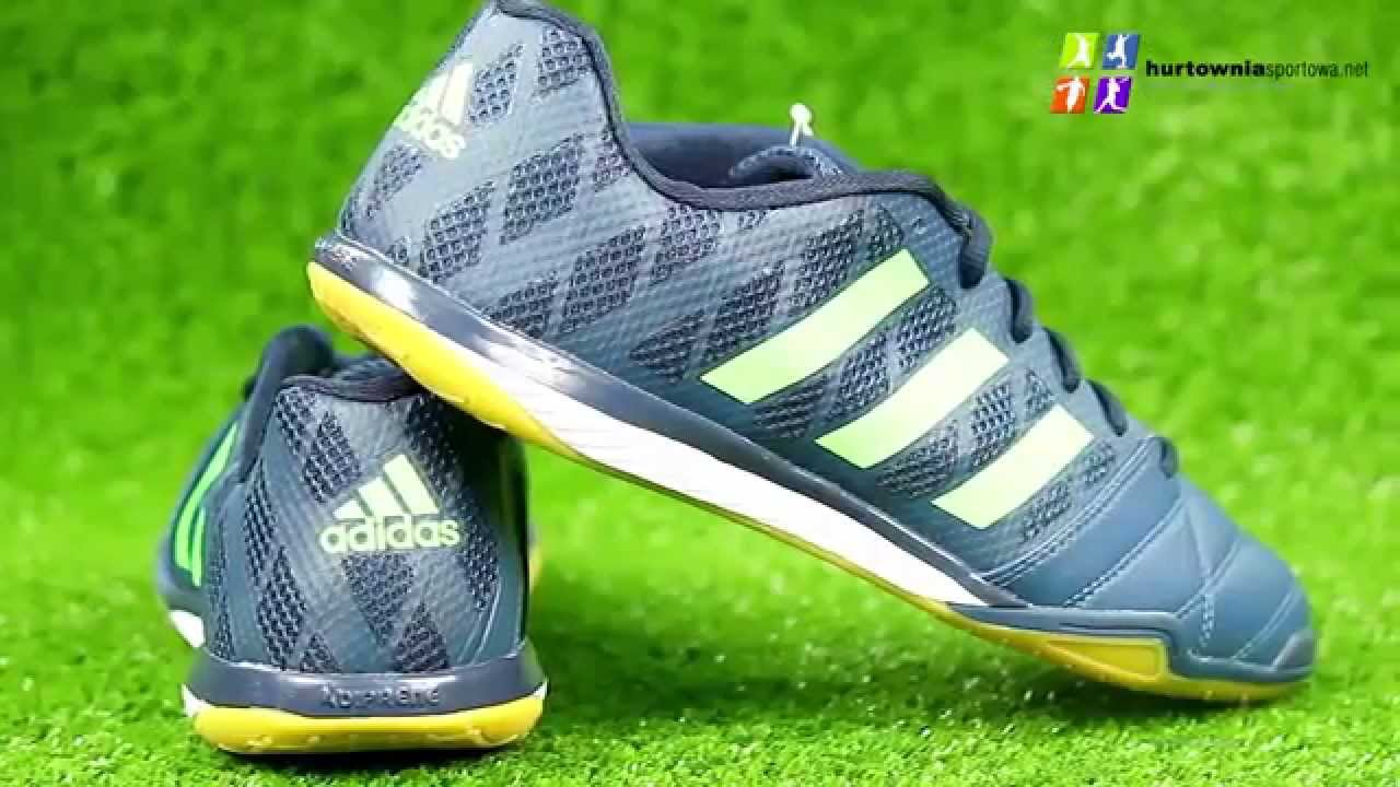 Adidas Freefootball Top Sala Indoor Soccer Shoes Review