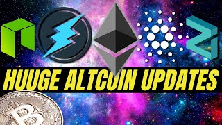 Ethereum 2.0, Electroneum Phase 2, Cardano ADA, Zilliqa, Neo 3.0 | Bitcoin and Crypto News