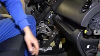 Opel Meriva B замена салонного фильтра