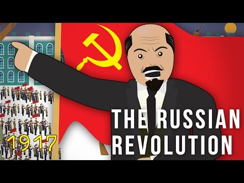 the-russian-revolution-(1917)