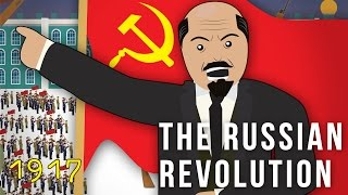 Russian Revolution Facts