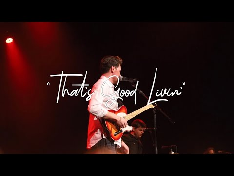 """""""That&39;s Good Living"""" - Josh Martin at the Mountain Arts Center - March 1 2019"""
