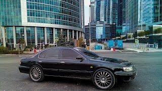 Nissan Maxima За 55000р. #4 Продал