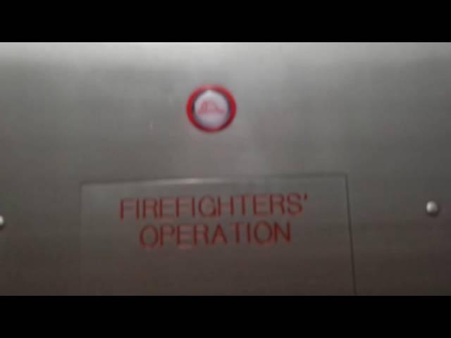 Innovated Ascent? Hydraulic Elevator - De Anza College Library, Cupertino CA