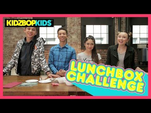 KIDZ BOP Kids - Lunchbox Challenge