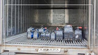 Заморозка сварочных аппаратов Aurora PRO(Видео посвящено очередному испытанию, которому мы подвергаем сварочную технику Aurora PRO, для того, чтобы убед..., 2016-04-08T08:40:15.000Z)