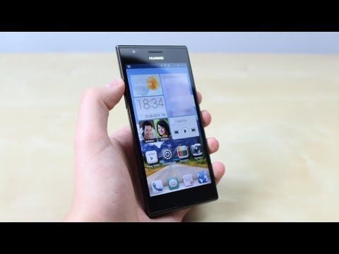 Review: Huawei Ascend P2 | SwagTab