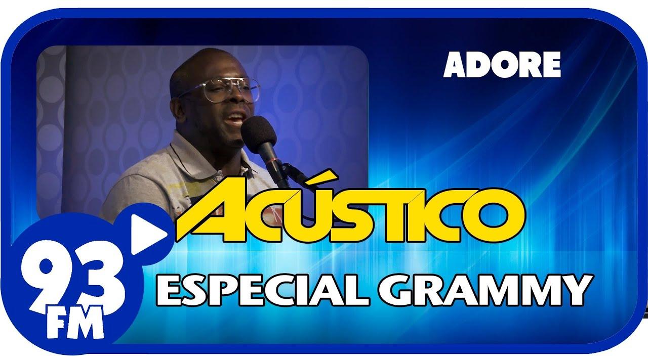 Kleber Lucas - ADORE - Acústico 93 Especial Grammy - AO VIVO - Novembro de 2013