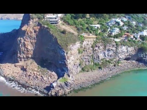 Christchurch Earthquake: The aftermath - A Drone's View