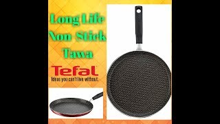 Best Long Lasting Non-Stick Flat Tawa Tefal Simply Chef
