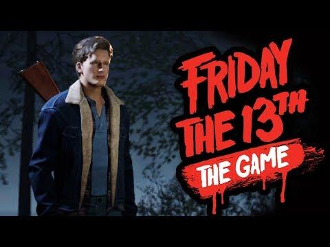 FRIDAY THE 13th - I JAV DE JARVIS GAIS - VIERNES 13 GAMEPLAY ESPAÑOL