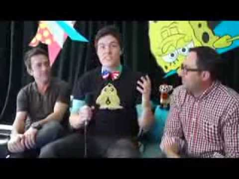 Interview with David Faustino and P.J Byrne from Avatar: Legend of Korra