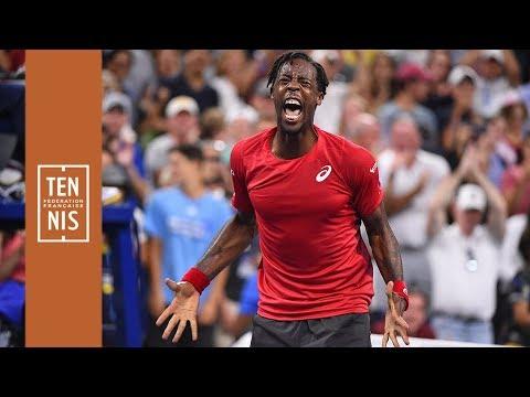 US Open 2019 : Monfils à la bataille