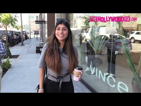 Mia Khalifa Speaks On