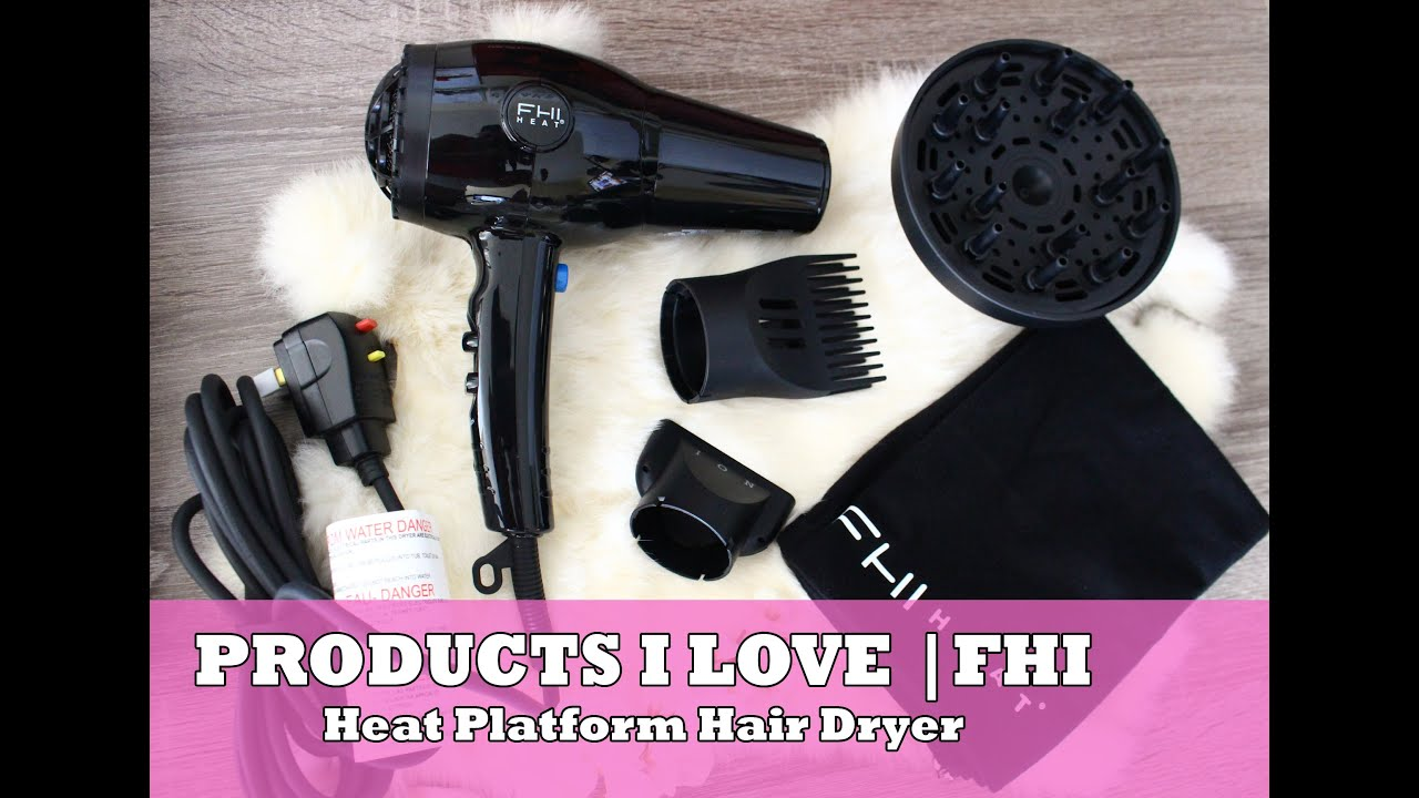 Fhi Blow Dryer Comb Attachments Hairstyle Inspirations 2018