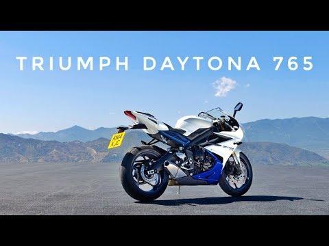 Triumph Daytona  Teaser Official