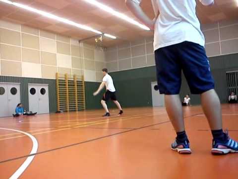 FTVS - Základní gymnastika - rozcvička