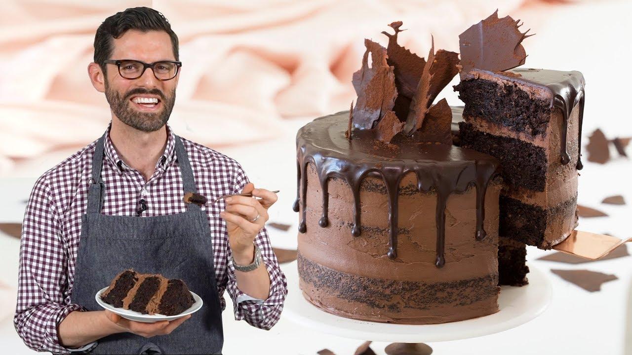 Chocolate Zucchini Cake Preppy Kitchen