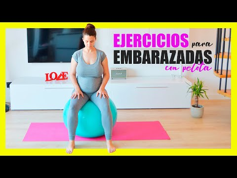 Rutina de ejercicios para embarazadas segundo trimestre