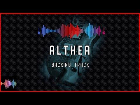 A Major 🎸 Grateful Dead Althea Guitar Backing Track