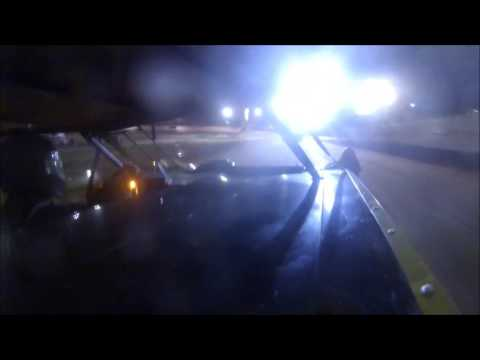 #12T Tracy Oooten - Pony - Wartburg Speedway 8-13-16 - in car camera