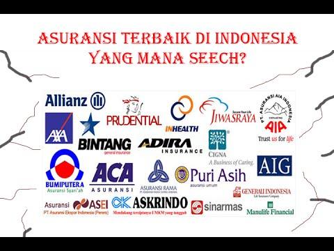 Benarkah 10 Perusahaan Asuransi Ini Terbaik Di Indonesia?