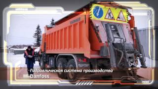 Комплексные дорожные машины Scania(, 2012-12-18T09:27:22.000Z)