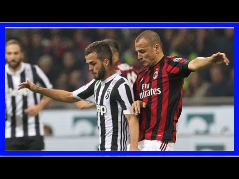 Juventus vs. milan match preview: time, tv schedule, and how to watch the serie a