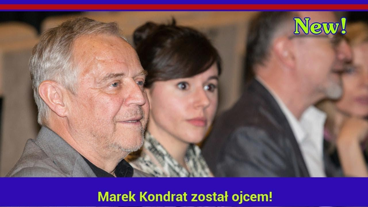 Marek Kondrat został ojcem!